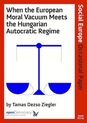 OP 5: When The European Moral Vacuum Meets The Hungarian Autocratic Regime