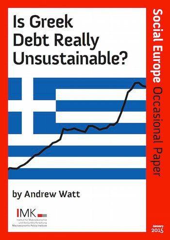OP 6: Is Greek Debt Really Unsustainable?