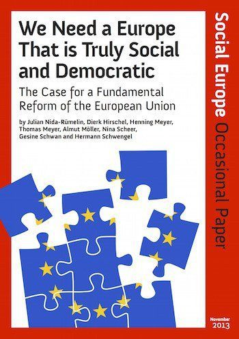 OP 3: We Need A Europe That Is Truly Social And Democratic