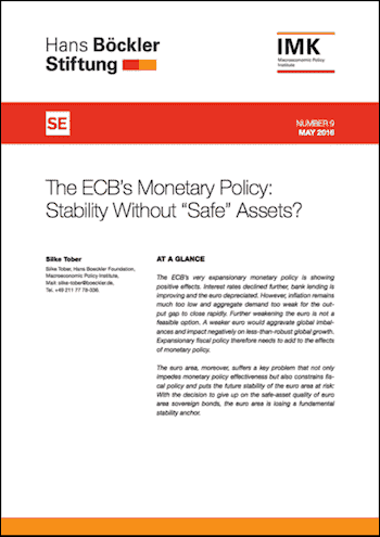 """RE No. 9:The ECB's Monetary Policy: Stability Without """"Safe"""" Assets?"""
