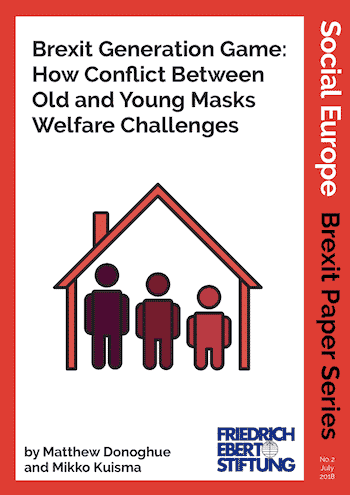 Brexit Generation Game: How Conflict Between Old and Young Masks Welfare Challenges