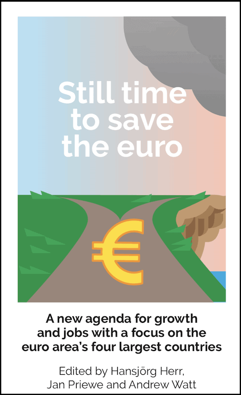 Still time to save the euro