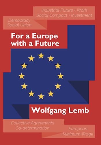 For a Europe with a Future